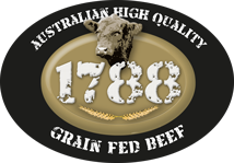 1788 Beef | Australian High Quality Grain Fed Beef